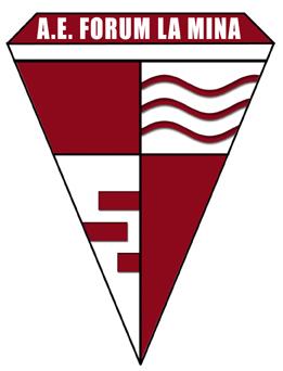 Escudo de AE Forum La Mina
