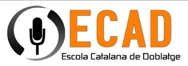 Logo de ECAC Escola Catalana de Doblatge