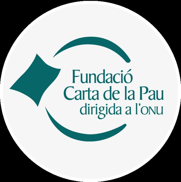 Logo Fundació Carta de la pau dirigida a l'onu