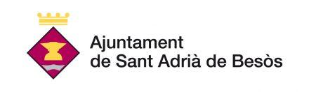 Logo Ajuntament de Sant Adrià del Besòs a color