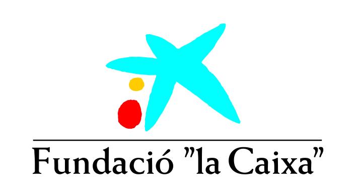 Logo Fundació La caixa